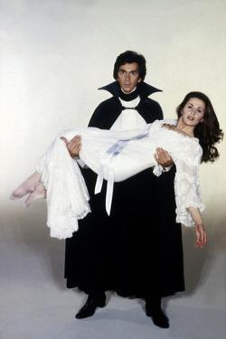Dracula by JohnBadham with Frank Langella and Kate Nelligan, 1979 (photo)
