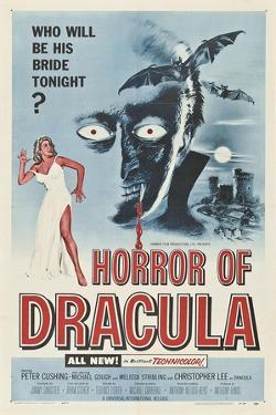 Dracula, Directed by Terence Fisher, 1958
