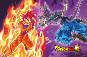 Dragon Ball Super - Gods Battle