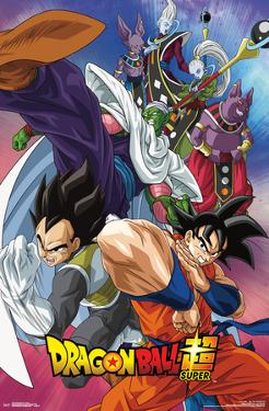 DRAGON BALL SUPER - GROUP