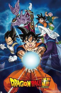 Dragon Ball Super - Groups