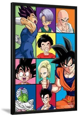 DRAGON BALL Z - GRID