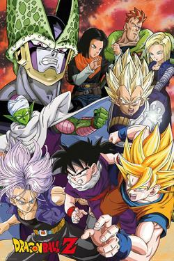 Dragonball Z- Cell Saga
