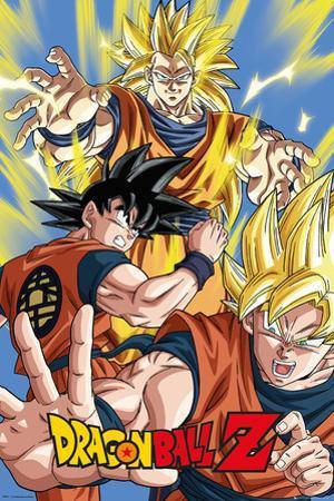 Dragonball Z- Goku