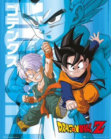 Dragonball Z- Trunks & Goten