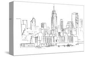 Drawing Skyscrapers New York