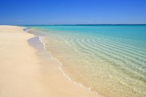 Dream Beach White Sandy Beach, Clear Turquoise
