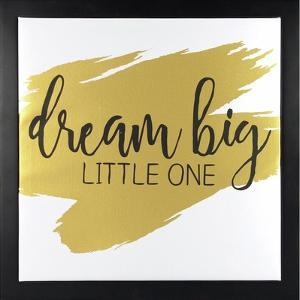 Dream Big Little One-Gold