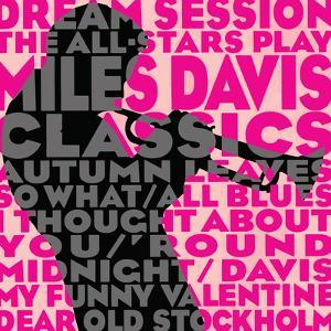 Dream Session: The All-Stars Play Miles Davis Classics (Pink Color Variation)
