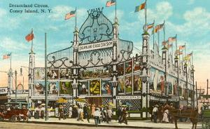 Dreamland Circus, Coney Island, New York City