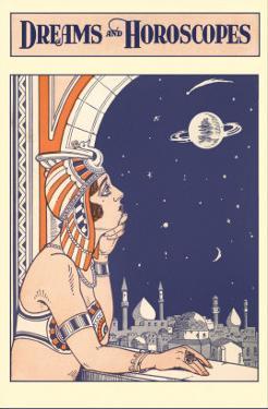 Dreams and Horoscopes, Mooning Harem Girl