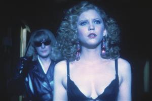 DRESSED TO KILL, 1980 directed by BRIAN by PALMA Michael Caine / Nancy Allen (photo)