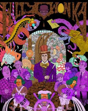 Wonka by Drew Morrison