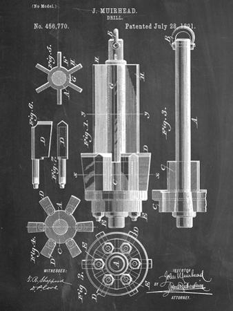 Drill Tool Patent