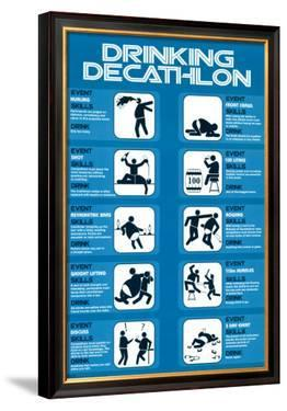 Drinking Decathlon