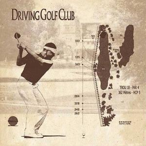 Driving Golf Club