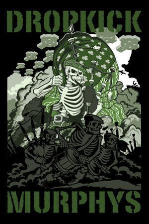 Dropkick Murphys - Piper Invasion