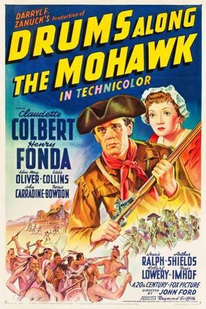 Drums Along the Mohawk, 1939, Directed by John Ford