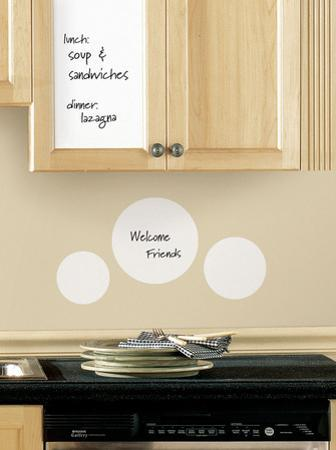 "Dry Erase Sheet Peel & Stick Wall Decals (17.5"" x 24"")"