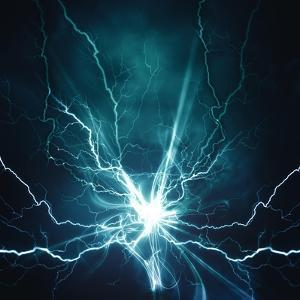 Electric Lighting Effect by dtolokonov