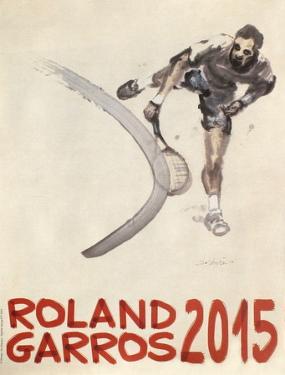 Roland Garros, 2015 by Du Zhenjun