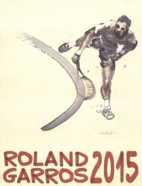 Roland Garros by Du Zhenjun