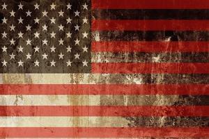 American Flag by duallogic