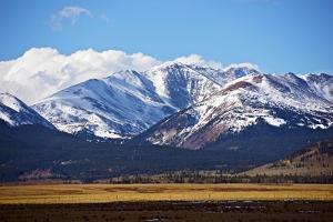 Colorado Mountains by duallogic