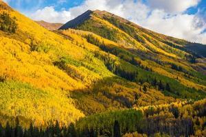 Fall Hills of Colorado by duallogic