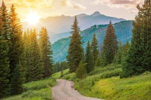 Mountain Landscape by duallogic