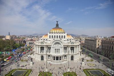 Bellas Artes, Mexico Df