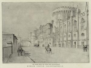 Dublin Castle Illustrated, I