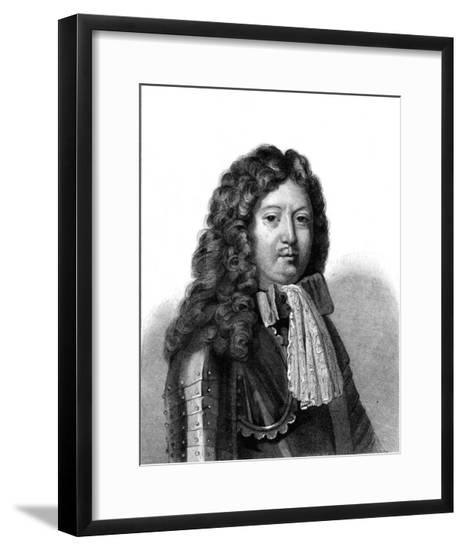 Duc de Vivonne--Framed Giclee Print