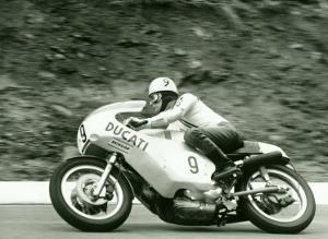 Ducati Agusta GP Motorcycle