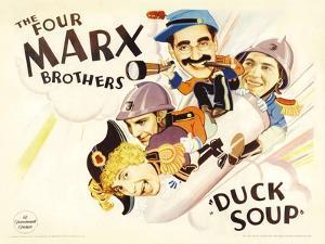 Duck Soup, 1933