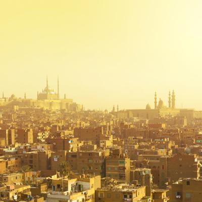 Arabian City in Yellow Gamma. Cairo by Dudarev Mikhail