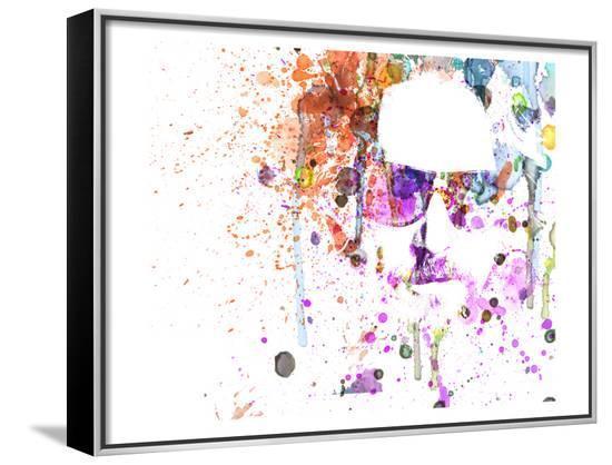 "Dude ""Big Lebowski""-NaxArt-Stretched Canvas"