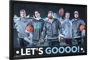 DUDE PERFECT - LET'S GO