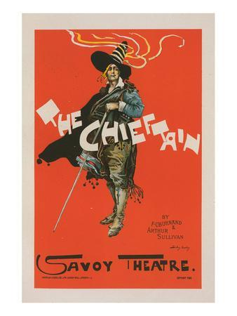 The Chieftain - Savoy Theatre