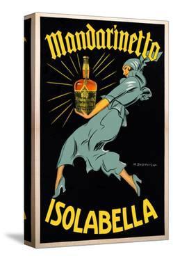 Dudovich-Mandarinetto Isolabella by Dudovich