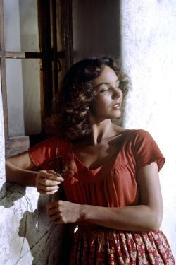 Duel au soleil (DUEL IN THE SUN), Jennifer Jones, 1946 by KingVidor (photo)