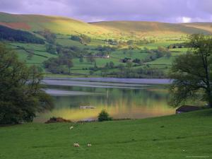 Bala Lake, Snowdonia National Park, Wales, UK, Europe by Duncan Maxwell