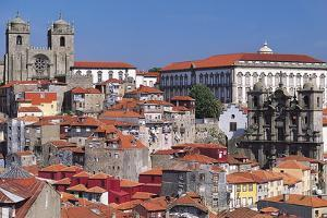 Bishop's Palace and City Cathedral, Porto, Portugal by Duncan Maxwell