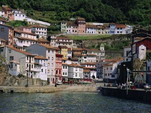 Cudillero, Fishing Village on the North Coast, Asturias, Spain, Europe by Duncan Maxwell