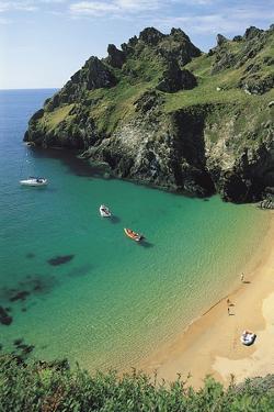Devon Coast, England, United Kingdom by Duncan Maxwell