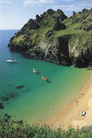 Devon Coast, England, United Kingdom