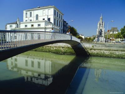 Footbridge Leading into Grand Parade, O'Sullivan's Quay, Cork City, Ireland
