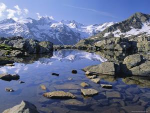 Gran Paradiso National Park, Near Valnontey Valley, Valle d'Aosta, Italy by Duncan Maxwell