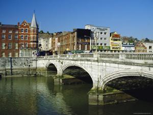 St. Patrick's Bridge, Cork City, Ireland by Duncan Maxwell