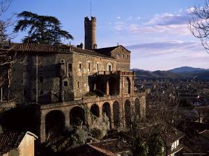The 16th Century Castle, Castello Villadora, Valle Di Susa, Piemonte, Italy by Duncan Maxwell